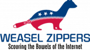 Weasel Zippers
