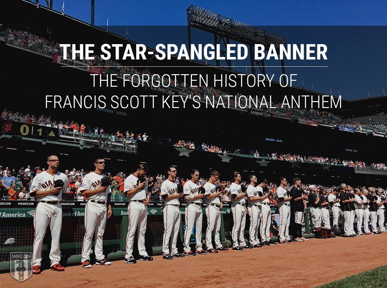 The Star-Spangled Banner: The Forgotten History of Francis Scott Key's National Anthem