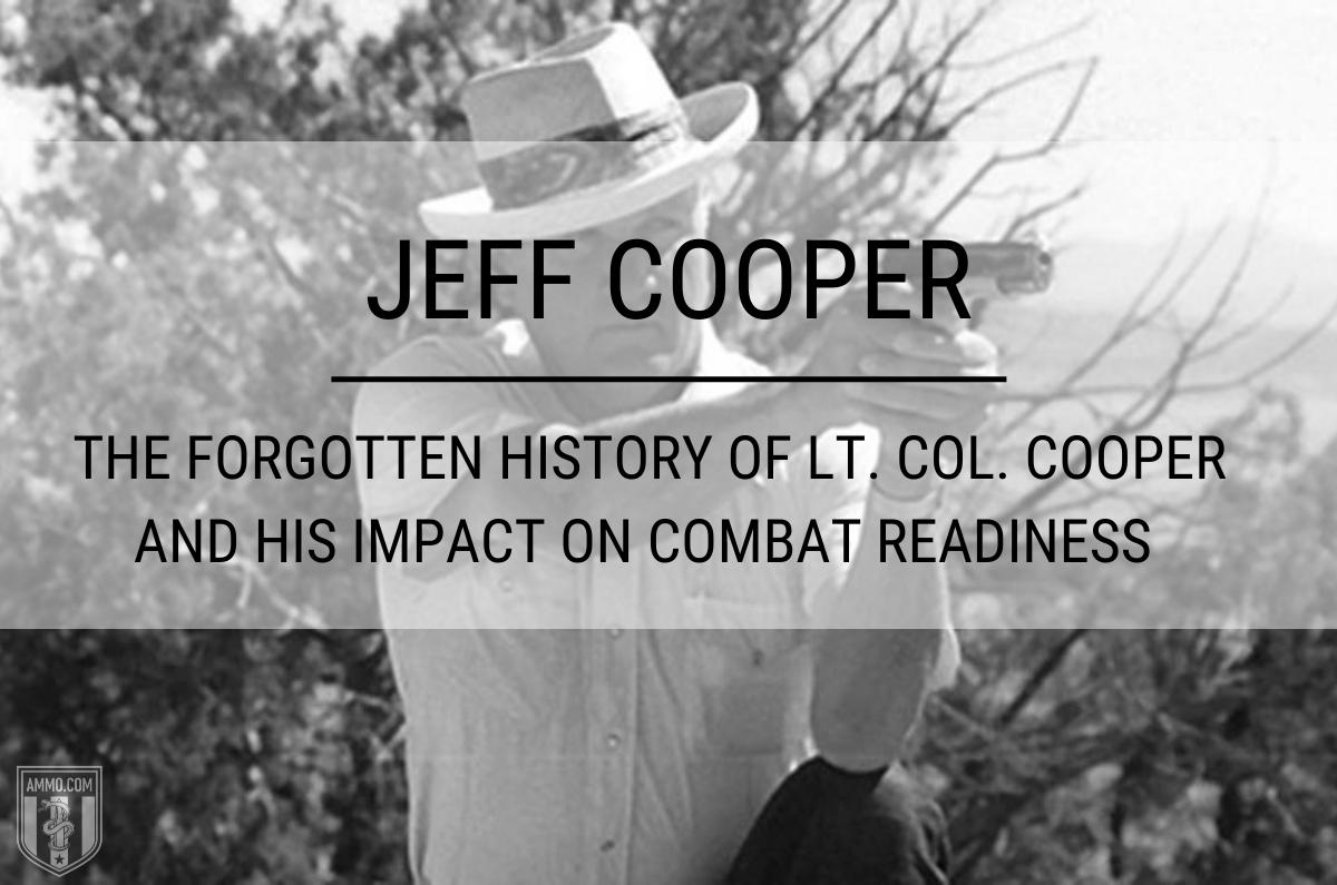history of jeff cooper
