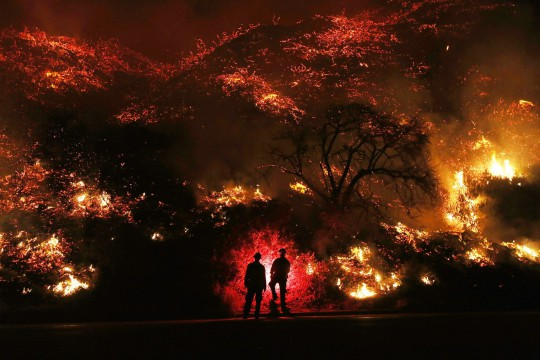 Why Californians Should Blame Gov. Brown, Not Global Warming, for Wildfires