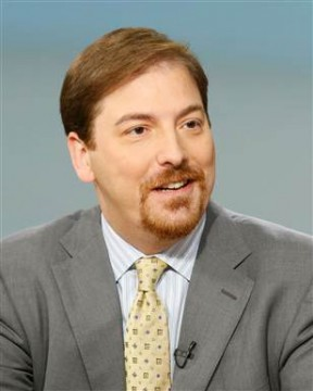 10/30/2012: Chuck Todd Declares Sandy a Consequence of 'Climate Change'