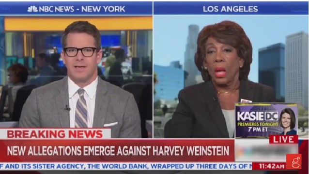 10/19/2017: New RNC Video Shows Democrats Calling on DNC to Return Weinstein Donations