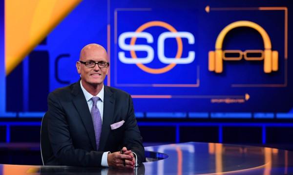 11/17/2017: ESPN's Scott Van Pelt Slams Network Critics: 'You're So Dumb that I Can't Even Pray for You'