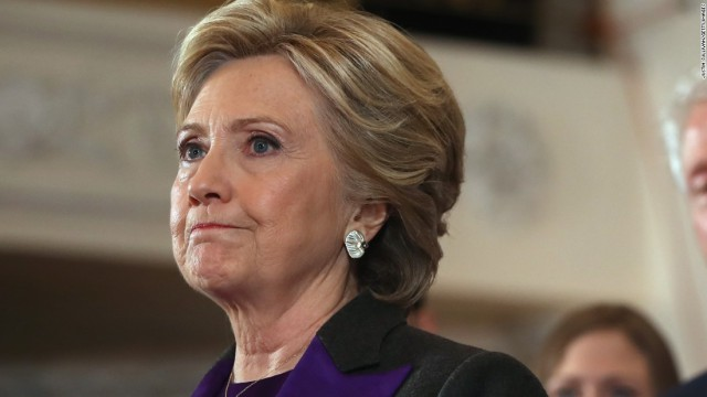 Clinton on Trump: 'I Didn't Think He'd Be as Bad as He Turned out To Be'