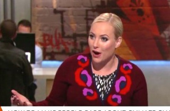 09/23/2014: Meghan McCain to GOP: Accept Climate Change or There Will Be 'No F***ing Fish'