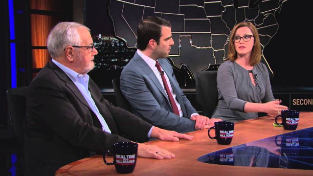 S.E. Cupp vs. Barney Frank: Hillary, Schumer Too Cozy with Wall St. To Be Tough