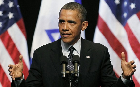 04/06/2015: Obama: 'Fundamental Misjudgment' To Ask Iran to Recognize Israel as Part of Deal