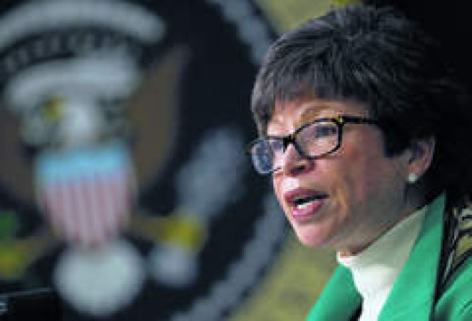 12/19/2013: Valerie Jarrett: 'I'm Not the Shadow Chief of Staff'