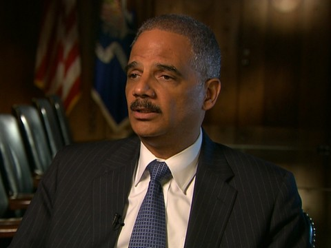 01/24/2014: Eric Holder: We Must Intervene in Attempts to Enforce Photo ID at Polling Places