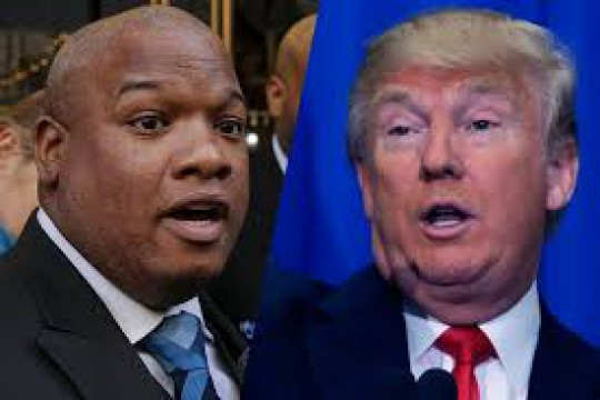 10/17/2016: Trump Faith Adviser Mark Burns: Trump Is Powered by the Holy Spirit