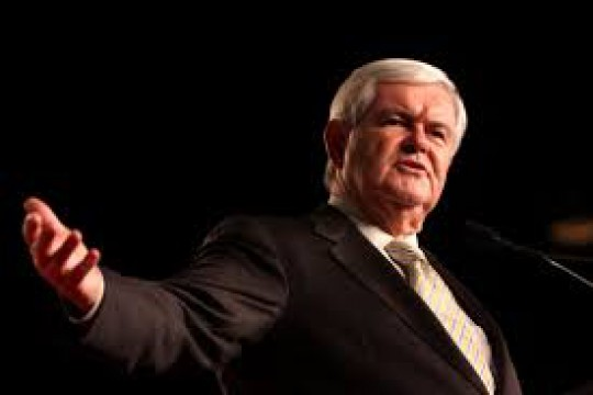 10/18/2016: Gingrich: Clinton's SCOTUS Could Remove 'Our Father from the Lord's Prayer'