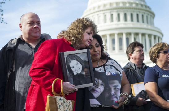04/01/2014: Families of Victims of GM's Ignition Defect Speak Out