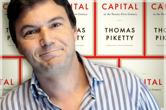 04/30/2014: Exclusive Montage: Outbreak! Piketty Contagion Affecting Media Nationwide!