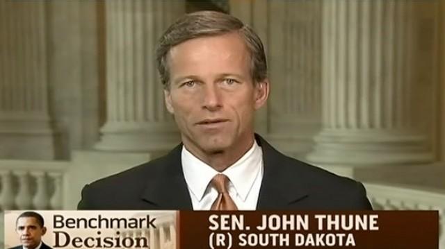 05/06/2014: 'Morning Joe' Climate Inquisitors Demand Statement of Faith from Senator Thune
