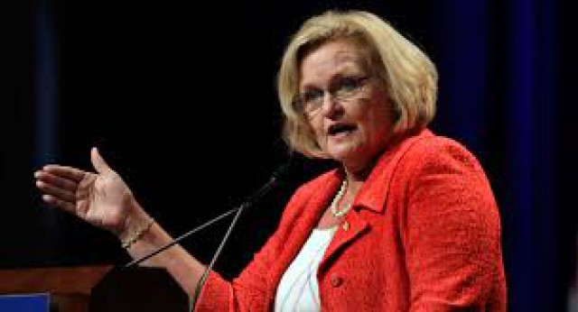02/17/2017: McCaskill: I May Get Primaried Because of Tea Party-Like Enthusiasm Among Dems